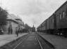 Железнодорожный вокзал в Изборске