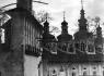 Печоры Псковские. Успенская церковь и большая звонница