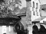 Псково-Печерский монастырь. Звонница церкви Николы Вратаря