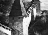 Печоры Псковские. Башня Верхних решеток и Тарарыгина башня