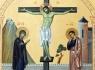 Зинон (Теодор). Распятие Господне (Иконостас церкви в Липецкой области)