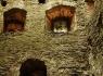 Изборск. Внутри Талавской башни