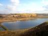 Изборск. Вид на Городищенское озеро