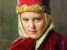 Н.Неврев. Боярыня. 1901 г.