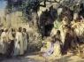 Г.Семирадский. Христос и грешница. XIX век