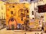 М.Добужинский. Неаполь. 1911 г.