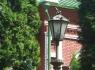 Внутренний двор. Фонарь