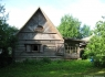 Дом в деревне Малы под Изборском, который построил Всеволод Петрович своими руками