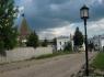 Прапоры, что венчают башни псковского кремля, так же сделал В.П.Смирнов