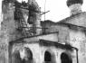 Псково-Печерский монастырь. Никольский храм. 1944 г.