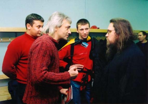 К.Кинчев и А.Кураев