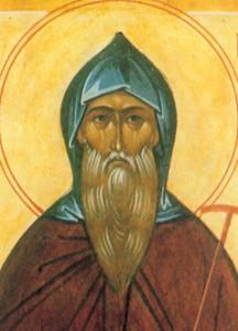 Преподобный Корнилий
