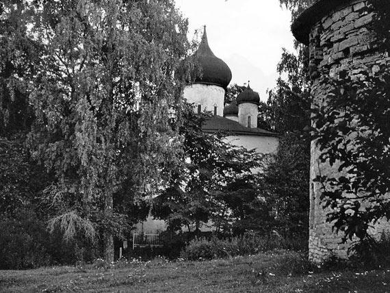 А. Антонов. Спасорождественская церковь