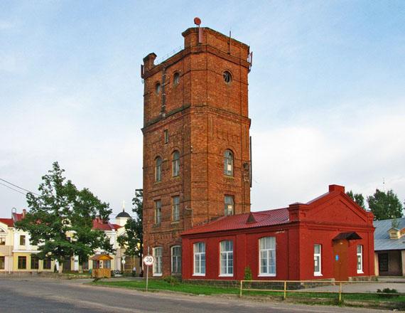 Комната ремесел (здание водонапорной башни)