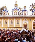 Братский хор Псково-Печерского монастыря