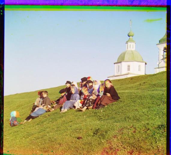 Группа детей (1909)