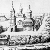 Русские монастыри и храмы