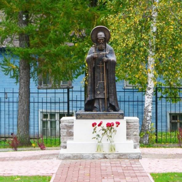 Памятник священномученику Корнилию (4)