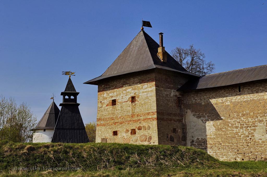 Псково-Печерский Свято-Успенский мужской монастырь