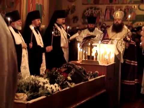 Памяти архимандрита Иоанна (Крестьянкина)