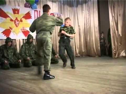 Печоры. Военно-патриотический клуб «Рубеж»