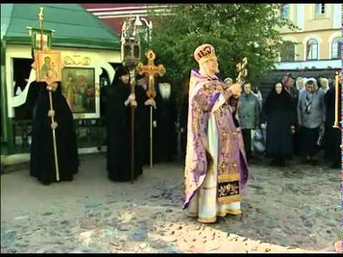 Святыни Псково-Печерского монастыря (5 часть)