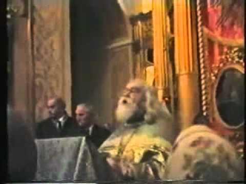 Проповедь Иоанна Крестьянкина