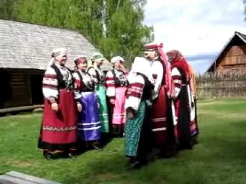 Песня и танец сето