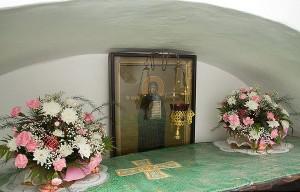 Гроб матушки Вассы