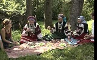 Сету. Народ Печорской земли