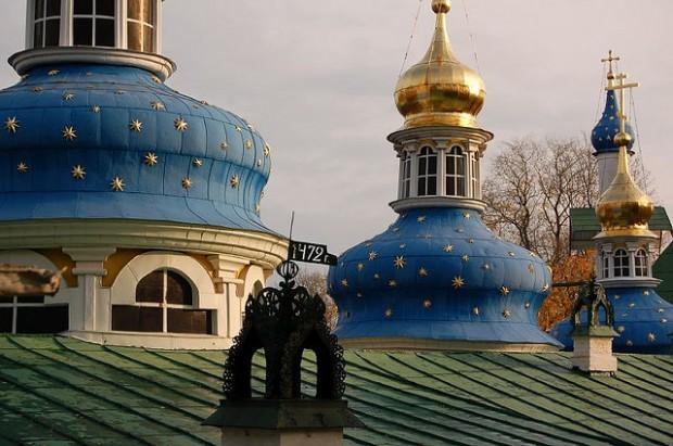 1472 -  год основания монастыря