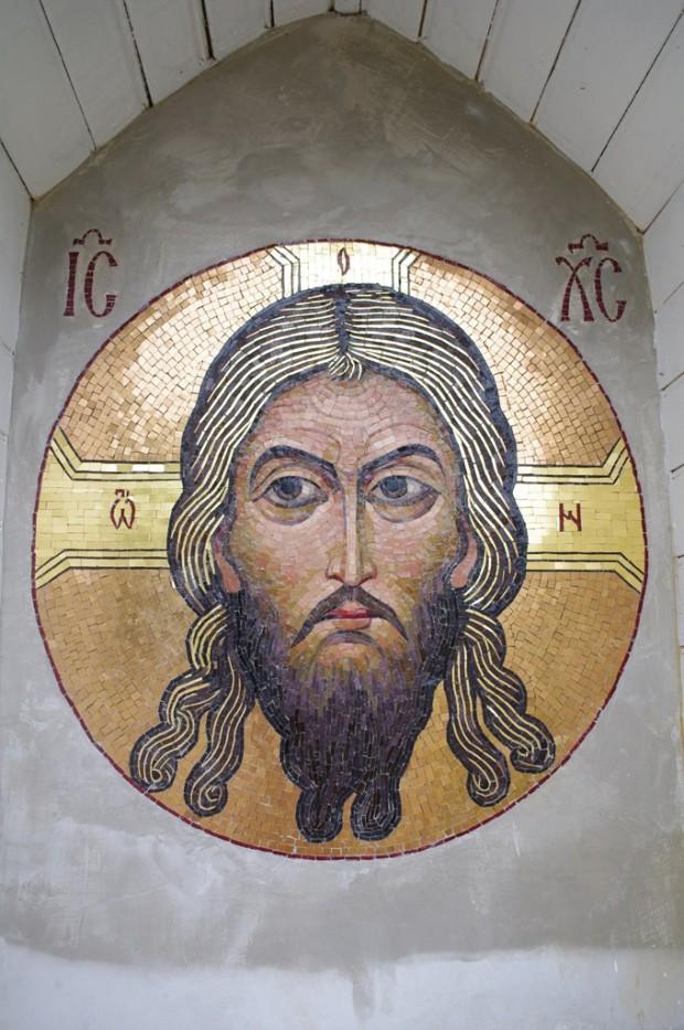 Мозаичные иконы Псково-Печерского монастыря (16)