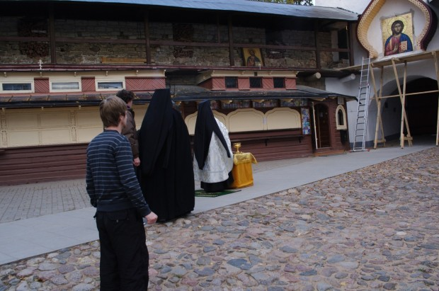 Мозаичные иконы Псково-Печерского монастыря (2)
