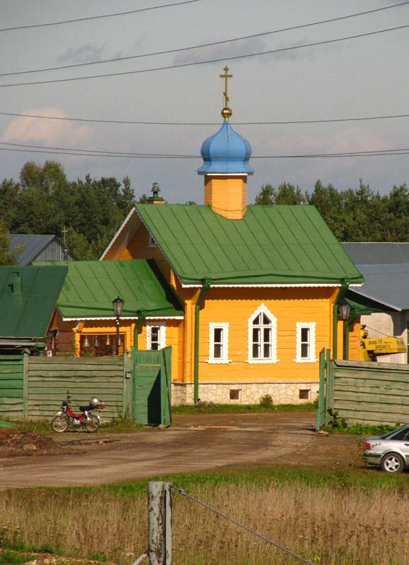 Храм преподобного Симеона Псково-Печерского