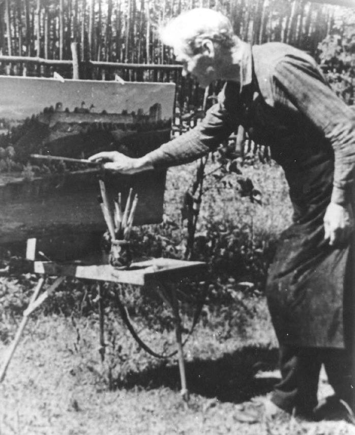 Павел Дмитриевич Мельников