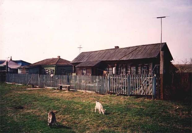 Деревня Тарчиха