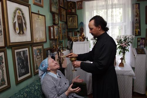 Неопубликованные воспоминания об отце Иоанне (Крестьянкине) (7)